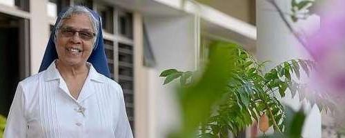 La Hermana Gerard Fernández llevó Dios a los atormentados y privados de libertad.