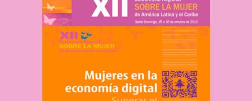Justicia y paz: mujeres en la economía digital