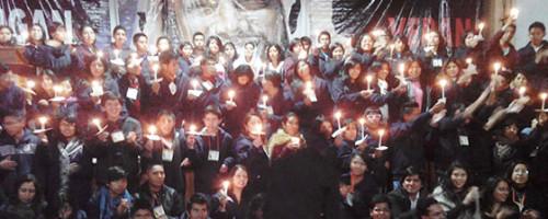"""Sínodo Juvenil: """"Fascinados por Cristo caminemos juntos"""""""